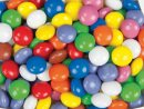 Confectionery Cello Packs - Rainbow Buttons 80gms