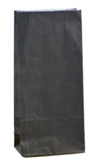 Midnight Black Coloured Gift Paper Bag
