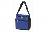 Blue Double Compartment Cooler