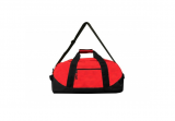 Red/Black Duffel Bag 53cm