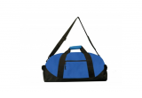 Blue/Black Duffel Bag 53cm
