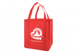 Red Shopping Bag Extra Large Non Woven