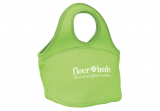 Lime EASYCARRY - Easy Carry Zippered Neoprene Lunch Bag