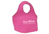 Pink EASYCARRY - Easy Carry Zippered Neoprene Lunch Bag