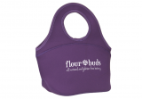Purple EASYCARRY - Easy Carry Zippered Neoprene Lunch Bag
