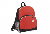 REd 600D Poly New Backpack