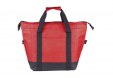 Red Convertible Cooler Tote