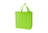 Lime Zefa Tote Bag
