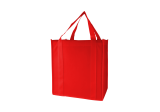 Red Zefa Tote Bag
