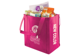 Pink Shopping Bag Extra Large Non Woven