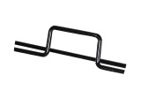Corflute Insert Wire A-Frame Set with carry handle