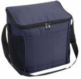 Navy Handy Cooler Bag