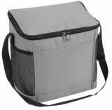 Silver Handy Cooler Bag