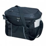 Black/Silver Deluxe Jump Cooler Bag
