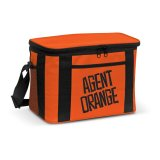 Orange Tundra Cooler Bag
