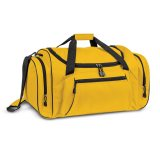 Yellow Champion Duffle Bag