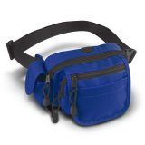 Blue All-In-One Belt Bag