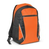 Orange Navara Backpack