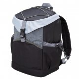 Black/Silver/Grey/Black Sunrise Backpack Cooler
