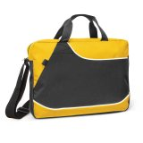 Yellow Centrix Conference Satchel