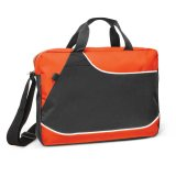 Orange Centrix Conference Satchel