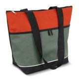 Orange Diego Lunch Cooler Bag
