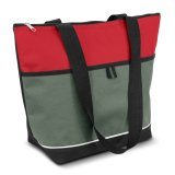 Red Diego Lunch Cooler Bag