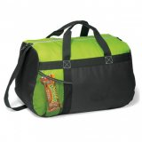 Black/Lime Pathfinder Duffle