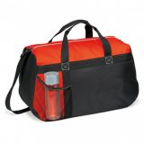 Black/Red Pathfinder Duffle