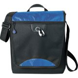 Blue Hive Tablet Messenger Bag