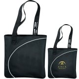 Black Lunar Convention Tote