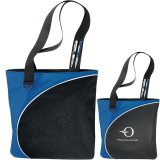 Blue Lunar Convention Tote