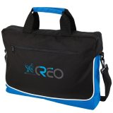 Blue/ Black Austin Conference Bag