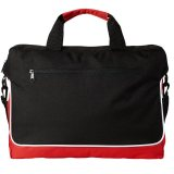 Red/ Black Austin Conference Bag