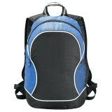 Blue Boomerang Backpack