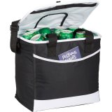 White/Black Chill Out 36 Can Cooler