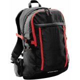 Black Red Sequoia Day Backpack