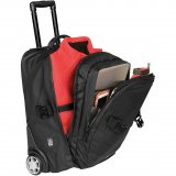 Open Side View Aviator Wheeled Carry-On