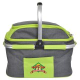 Grey/Lime Green Urban Explorer Picnic Set