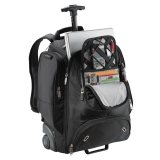 Front Elleven Wheeled Security-Friendly Compu-Backpack