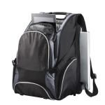 Black Elleven Drive Compu-Backpack