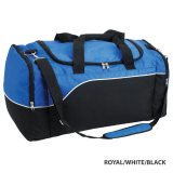 Royal/White/Black  Align Express Sports Bag