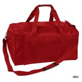 Red Nylon Sports Bag Express