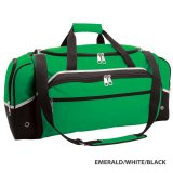 Emerald/white/Black  Advent Express Sports Bag