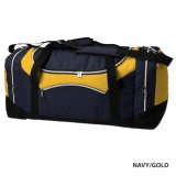 Navy/Gold Stellar Sports Bag Express