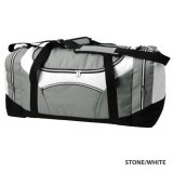 Stone/White Stellar Sports Bag Express