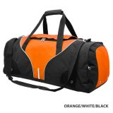 Orange/White/Black Inline Express Sports Bag