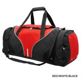 Red/White/Black Inline Sports Bag