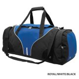 Royal/Black/white Inline Express Sports Bag