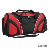 Black/Red Fortress Sports Bag Express